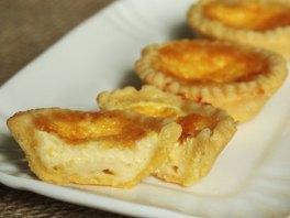 Empadinha-de-queijo